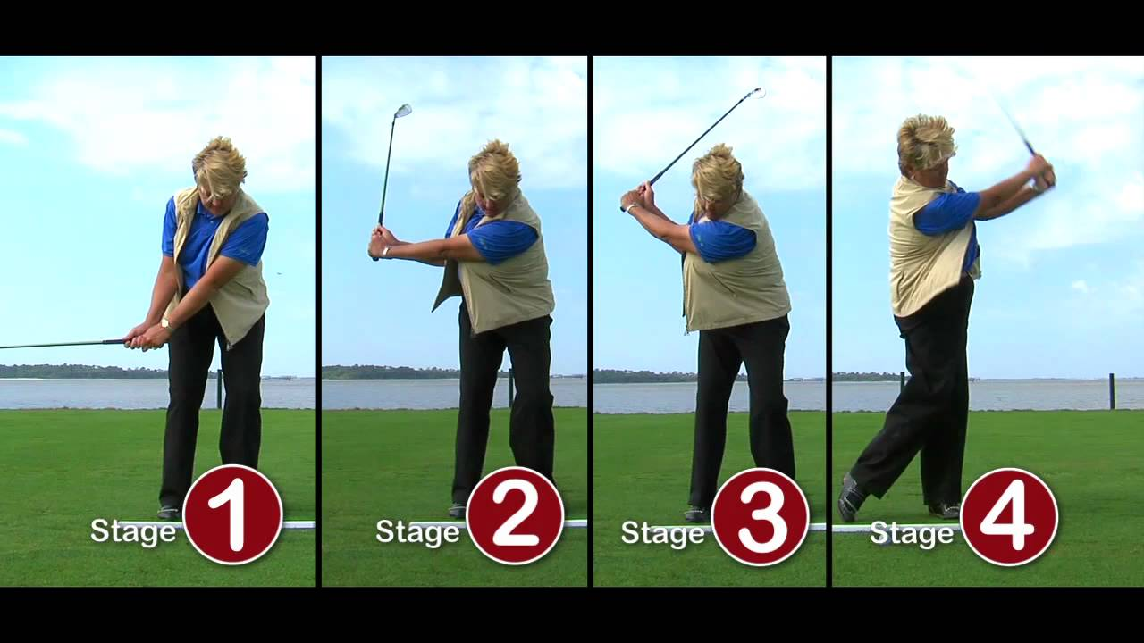 5 SIMPLE STEPS TO GREAT GOLF SWING   YouTube