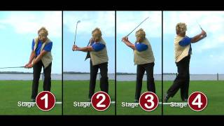 Build Golf Swing With 5 Simple Steps Golf Tip Video