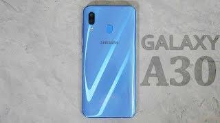Samsung Galaxy A30 - Обзор