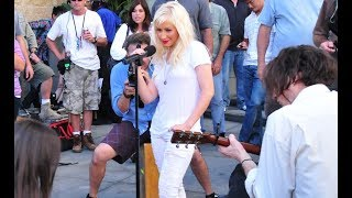"""Christina Aguilera Official """"From Hunger To Hope"""" Commercial"""