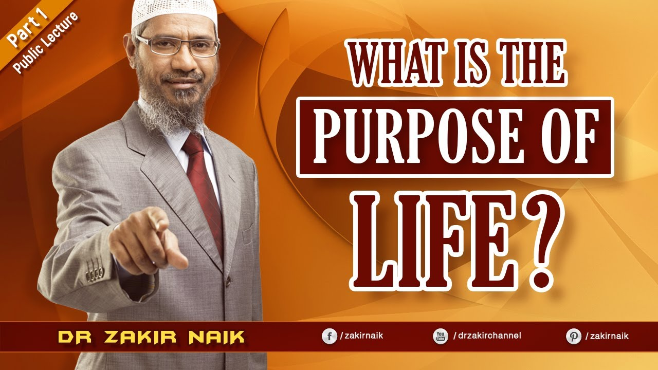 What is the Purpose of Life? - Part 1