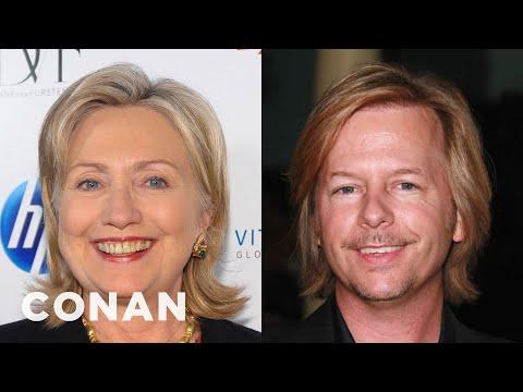 TBS Casts The 2016 Presidential Race Movie  - CONAN on TBS