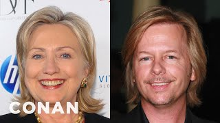 TBS Casts The 2016 Presidential Race Movie  - CONAN on TBS