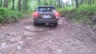 2015 Outback X Mode Demonstration