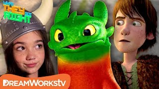 HOW TO TRAIN YOUR DRAGON Almost Looked TOTALLY DIFFERENT!! | WHAT THEY GOT RIGHT