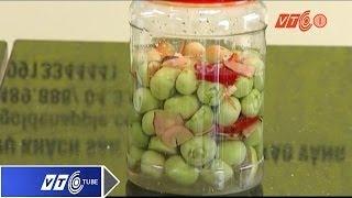 Bí quyết muối cà giảm độc tố   VTC