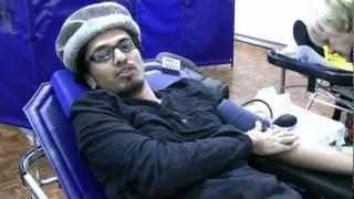 Muqami Region - Blood Donation Drive - 27th December 2011