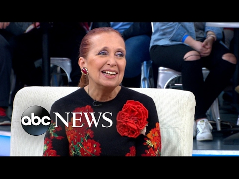 Danielle Steel dishes on 'Dangerous Games' live on 'GMA' - YouTube