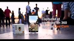 Live Cam – Découverte - Orange