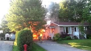 FEU 21 juin 2012 sherbrooke