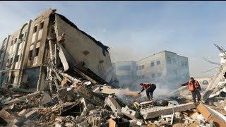İsrail saldırılara ara vermedi