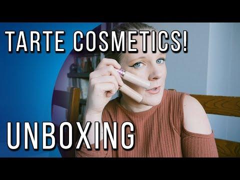 Tarte Cosmetics - Unboxing!