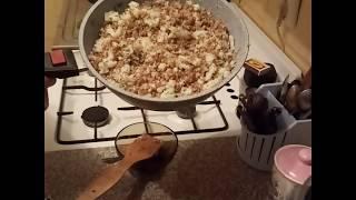 Гречневая диета, не советую брать кредиты, готовим цветную капусту с гречкой. Худеем-приображаемся