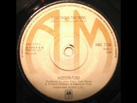 Hudson Ford ~ Floating In The Wind ~ Single (1974)