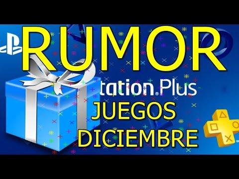 Nuevo Filtracion Juegos Ps Plus Diciembre 2017 Youtube