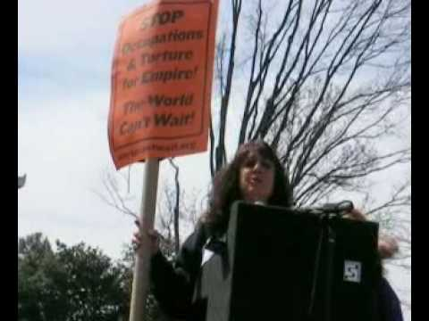 March On The Pentagon: Elaine Brower