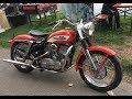 Harley Davidson KH900 - Walkaround and sound