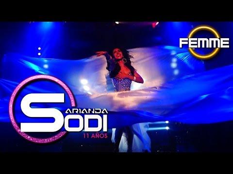 Show 11° Aniversario de Trayectoria Arianda Sodi - Canal Femme