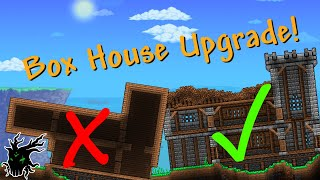 How to Upgrade y๐ur Wooden Box! | Build Tips | Terraria 1.4