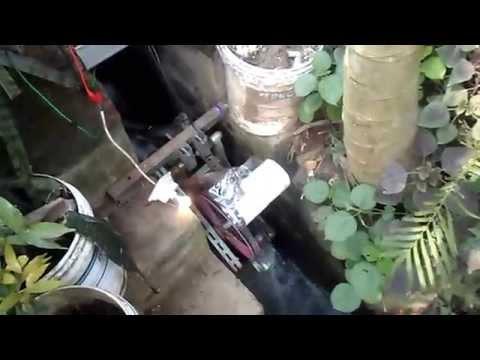 Mini - Hydroelectric Free Energy - Ciampea BOGOR