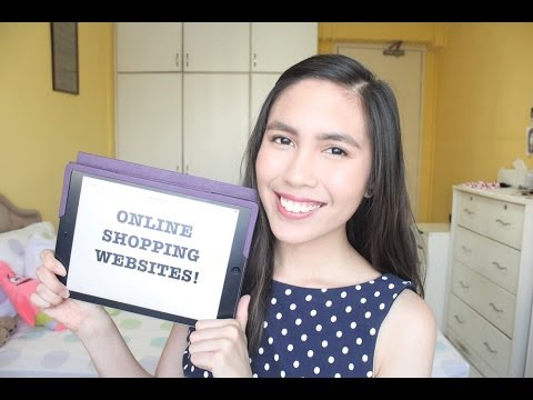 Online Shopping Websites I Get My Beauty/Fashion Stuff From! | Rustyshoes92