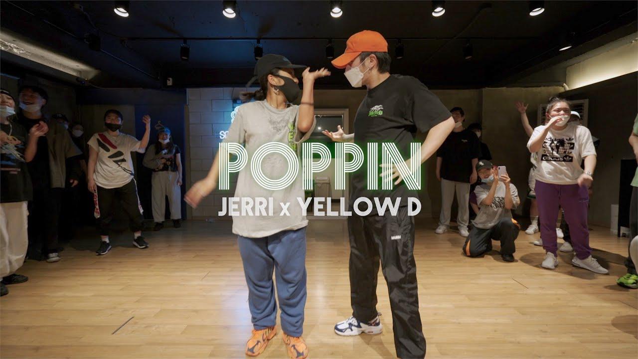 KSI - Poppin (Feat. Lil Pump & Smokepurpp) | Jerri x Yellow D Choreography