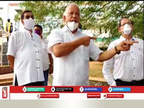 DO NOT MAKE BUSINESS OUT OF QUARANTINE; LUIZINHO URGES GOVT_Prudent Media Goa