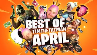 TIMTHETATMAN APRIL FUNNIEST/BEST MOMENTS!
