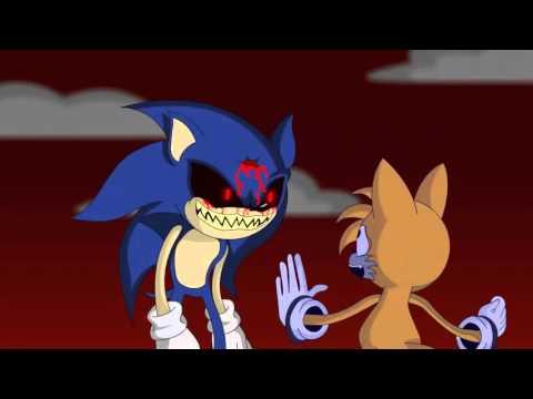 """Sonic .exe """"Follow Me"""" / Animación original por TeenageBratwurst"""