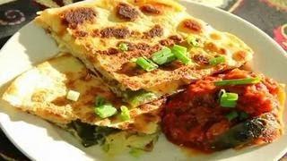 Chile Relleno Quesadilla Mexican Recipe