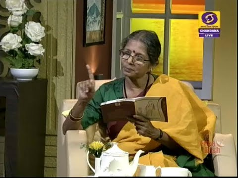 Writer Vaidehi In Shubhodaya Karnataka | DD Chandana