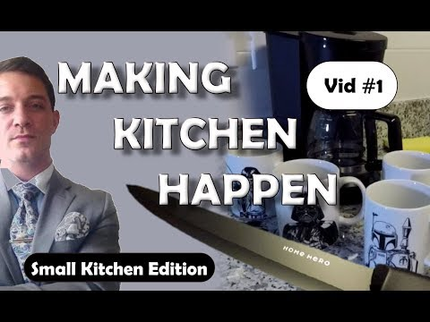 Ultimate Airbnb Property Guide: small kitchens and airbnb | Host tips 2018