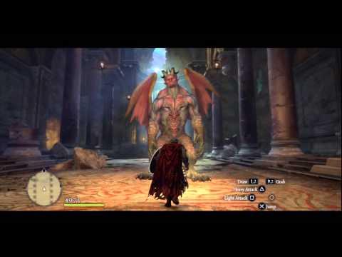 Dragon's Dogma Dark Arisen Farming Daimon