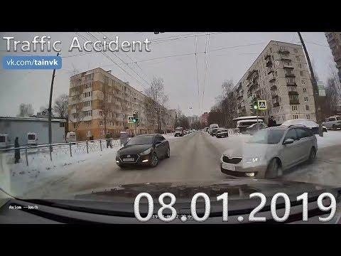 Подборка аварий и