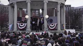 Andrew Yang's Humanity First Tour Rally in Boston - 4.10.19 Full Video