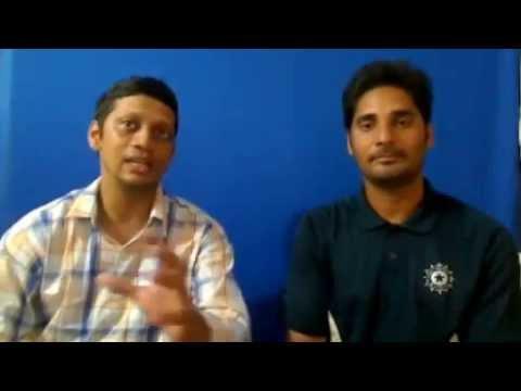 Niyaz Warsi - Part 3, Ideal Cricket Club, Mumbai - India