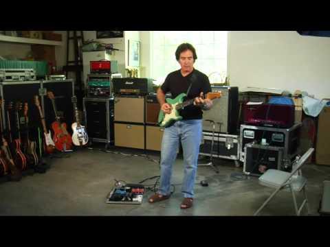 Carl Verheyen on His Organic Rig - Turn It Up! (cutting room)