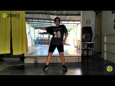 Tito el Bambino x Wisin x Zion&Lennox -Sexy Sensual// Coreografía Zumba Fitness by Karla T. Miranda