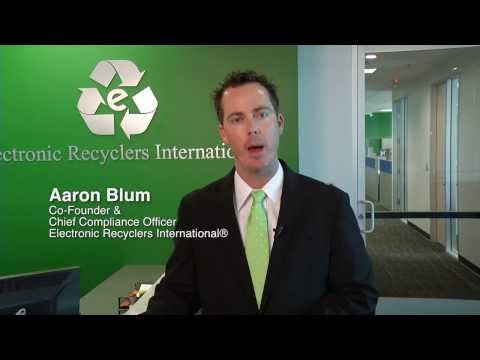 Grand Tour Of ERI's Fresno Facility - The Largest Electronics Recycling Facility In The US