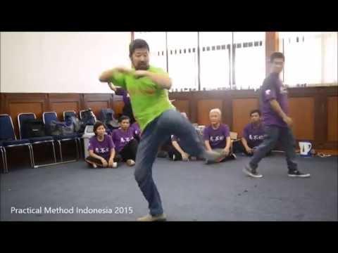 Cannon Fist Demonstration (Jakarta Workshop 2015)