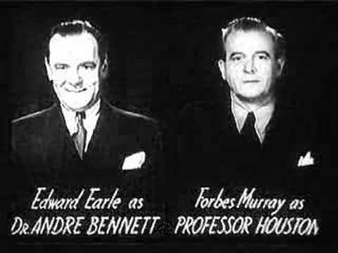 Mandrake (1939) - Opening titles / générique début