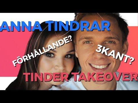 Anna tar över Kristian | Tinder Takeover