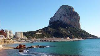 Кальпе. Пляжи Испании. Куда поехать в Испании (CON SUBTITULES en ESPAÑOL)(Привет друзья! В этом видео маленький обзор нескольких пляжей в городе Кальпе, Испания), 2016-05-27T09:06:21.000Z)