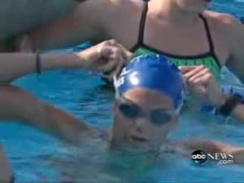 Dara Torres on ABC News (07.08.31)