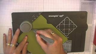 Stamping T!   - Gift Box Punch Board