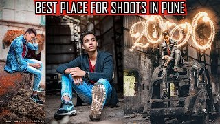 BEST PLACE FOR PHOTOSHOOT IN PUNE | ABANDONED HAUNTED MILL IN PUNE