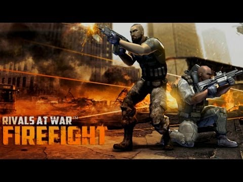 Rivals at War: Firefight Android GamePlay Trailer (HD) [Game For Kids]