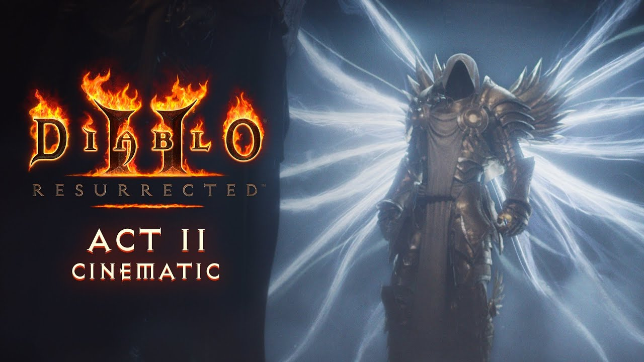 Diablo® II: Resurrected™ | Ролик акта II