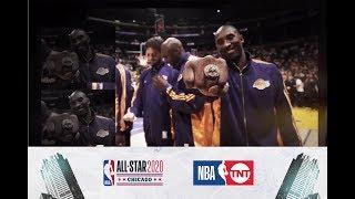 Kenny Smith Recreates Kobe's Iconic Moments | NBA on TNT