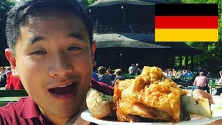 Crispy Pork Knuckle + Munich Trip :: MUKBANG WITH BEN EP10 thumbnail